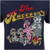 The Raccoons Men's Characters T-Shirt - Navy: Image 3