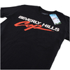 Beverly Hills Cop Men's Logo T-Shirt - Black: Image 3