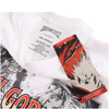 Flash Gordon Men's Comic Strip T-Shirt - White: Image 2