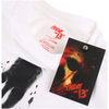 Friday the 13th Men's Jason T-Shirt - White: Image 3
