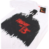 Friday the 13th Men's Jason T-Shirt - White: Image 2