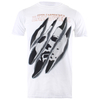 Halloween Men's Slashed T-Shirt - White: Image 1