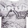 Warcraft Men's Map T-Shirt - White: Image 3