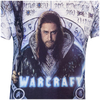 Warcraft Men's Anduin Lothar T-Shirt - White: Image 2