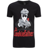 Cookie Monster Men's Cookiefather T-Shirt - Black: Image 1
