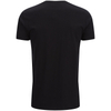 DC Comics Men's Superhero Flying T-Shirt - Black: Image 2