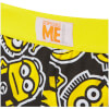 Minions Men's Character Print Lounge Pants - Yellow: Image 3