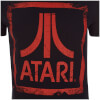 Atari Men's Square Logo T-Shirt - Black: Image 3