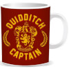 Harry Potter Quidditch Captain Mug: Image 1