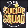 DC Comics Men's Suicide Squad Bomb T-Shirt - Black: Image 4