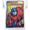 Transformers Men's Optimus Prime T-Shirt - White: Image 2