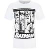 DC Comics Men's Batman I am Batman T-Shirt - White: Image 1