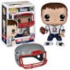 NFL Tom Brady Wave 2 Pop! Vinyl Figure: Image 1