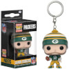 NFL Aaron Rodgers Pocket Pop! Vinyl Key Chain: Image 1