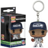 NFL Russell Wilson Pocket Pop! Vinyl Key Chain: Image 1