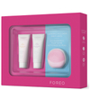 FOREO Holiday Cleansing Must-Haves - (LUNA play) Pearl Pink: Image 3