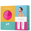 FOREO Holiday Cleansing Collection - (LUNA Mini 2) Fuchsia (Worth £157): Image 3