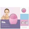 FOREO Holiday T-Sonic Skincare Collection - (LUNA 2 Normal Skin, LUNA play) Pearl Pink (Worth $284): Image 2