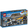 LEGO City: Dragster Transporter (60151): Image 1