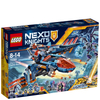 LEGO Nexo Knights: Clay's Falcon Fighter Blaster (70351): Image 1