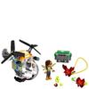 LEGO DC Superhero Girls: Bumblebee Helicopter (41234): Image 2