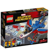 LEGO Marvel Superheroes: Captain America Jet Pursuit (76076): Image 1