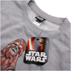 Star Wars Men's Christmas Choir Crew Sweatshirt - Grey Heather: Image 3