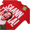 Elf Men's Santa T-Shirt - Red: Image 2