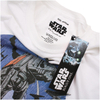 Star Wars Rogue One Men's Fight Scene T-Shirt - White: Image 2