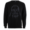 Star Wars Rogue One Men's Vader Lines Crew Sweatshirt - Black: Image 1