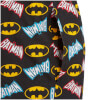 DC Comics Men's Batman Print Lounge Pants - Black: Image 3