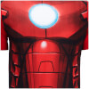 Marvel Men's Iron Man Pyjama Set - Red: Image 3