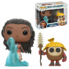 Moana and Kakamora Pop! Vinyl Figure 2-Pack: Image 1