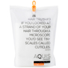 Aquis Long Lisse Luxe Hair Towel - White: Image 2