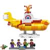 LEGO Ideas: The Beatles Yellow Submarine (21306): Image 2