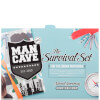ManCave Survival 6 Part Gift Set: Image 4