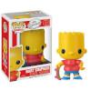 Funko Bart Simpson Pop! Vinyl: Image 1