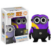 Funko Purple Dave (Yellow Stripe) Pop! Vinyl: Image 1