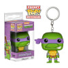 Funko Donatello Pop! Keychain: Image 1