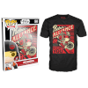 Funko M-Star Wars Pop! Tee The Rebel Alliance Needs You Pop! Tees: Image 1
