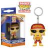 Funko Hulk Hogan Keychain Pop! Keychain: Image 1