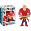Funko Captain Marvel Masked Pop! Vinyl: Image 1