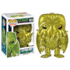 Funko Cthulhu (Golden Metallic) Pop! Vinyl: Image 1