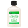 Not Soap Radio Awash in a field of four-leaf clover (when you need good things to happen- yesterday) Exfoliating Body Wash 397ml: Image 1