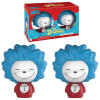 Dr. Seuss Thing 1 and Thing 2 Dorbz Vinyl Figure 2-Pack: Image 1