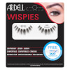 Ardell Wispies Cluster False Eyelashes - 600 Black: Image 1