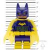 LEGO Batman Movie: Batgirl Minifigure Clock: Image 4