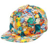 Pokémon Charmander and Friends Snapback Cap - Multi: Image 1