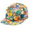Pokémon Charmander and Friends Snapback Cap - Multi: Image 1