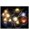 Solar System String Lights: Image 2